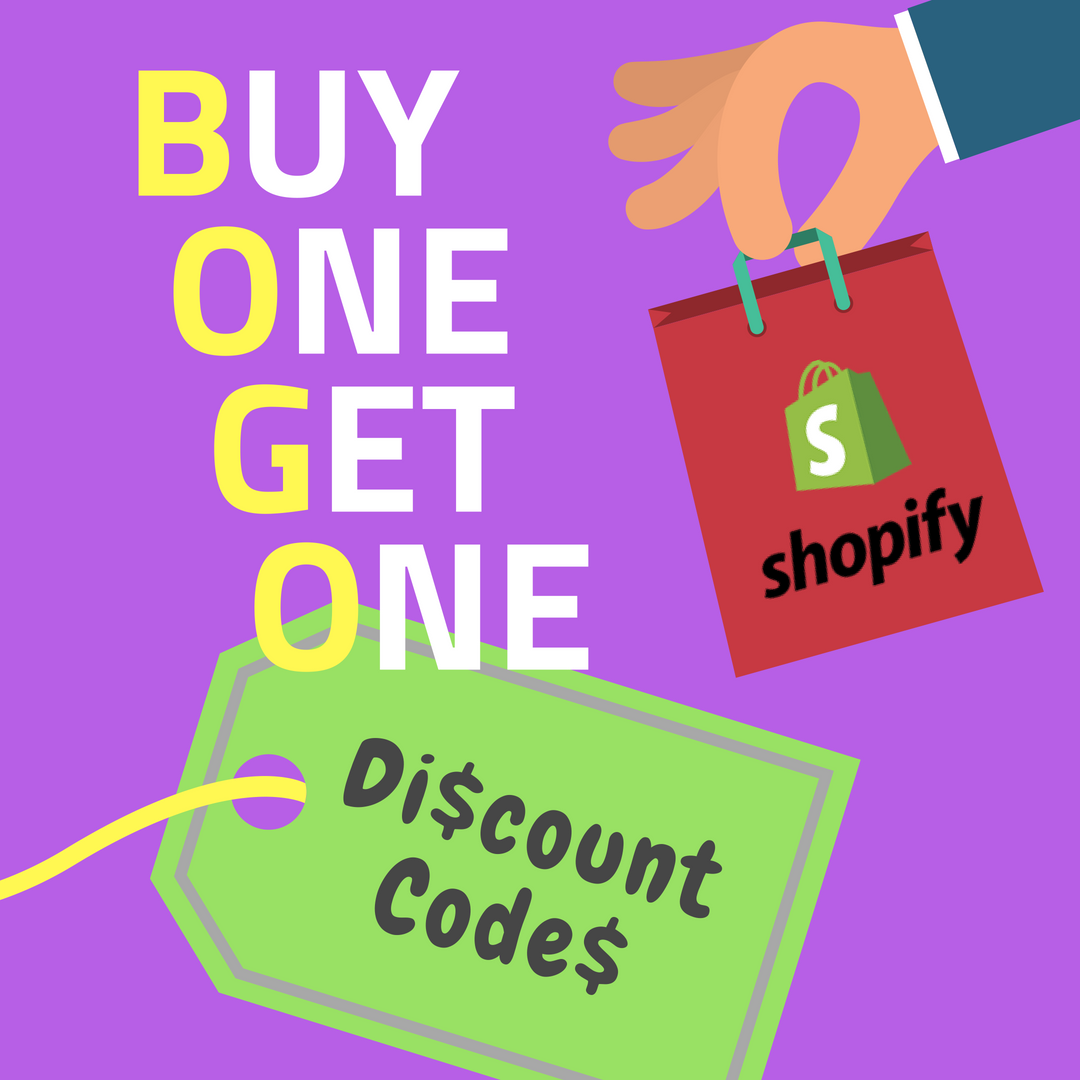 Shopify Releases Buy X Get Y Discount Codes - 8020 Hustle